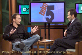 Patrick on Dennis Miller