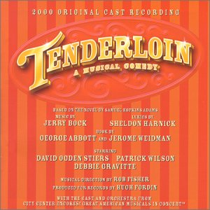 Tenderloin -- 2000 Original Cast Recording